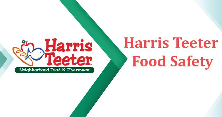 Harris Teeter Food Safety