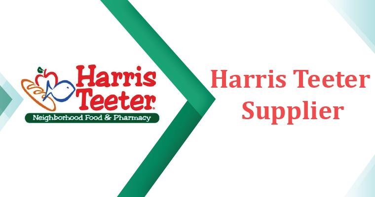 Harris Teeter Supplier